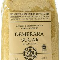 Demerara Baking Sugar, 16 Oz