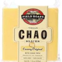 Field Roast, Chao Vegan Slices Creamy Original, 7 oz