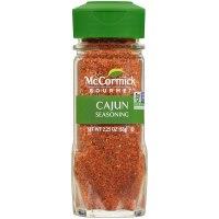 McCormick Gourmet Collection Cajun Seasoning, 2.25-Ounce