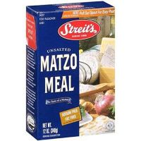 Matzo Meal Year Round, 12 Oz Box