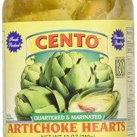 Cento Artichoke Hearts Marinated, 12 Ounce (Pack of 12)
