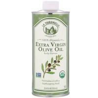 La Tourangelle, 100% Organic Extra Virgin Olive Oil, 25.4 fl oz (750 ml)