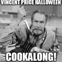 Vincent Price COOKALONG