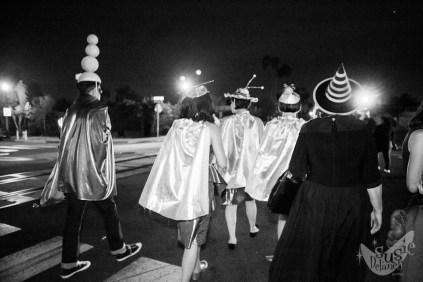 Anaheim Halloween Parade 2015