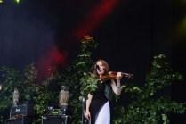 British Sea Power live at Bingley Festival