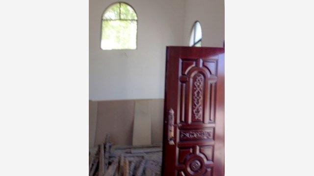 Church's interior