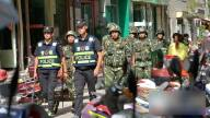 uyghurs arrests