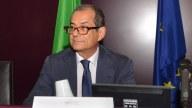 Italian Minister Giovanni Tria