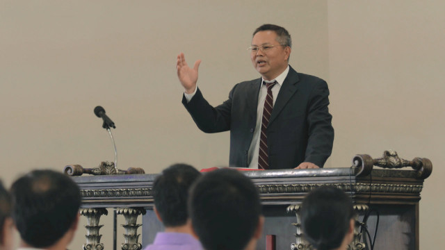Preacher (taken from the internet)