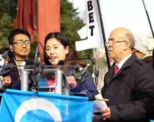 Tran Kieu Ngoc, the Interntional Youth Movement for Human Rights
