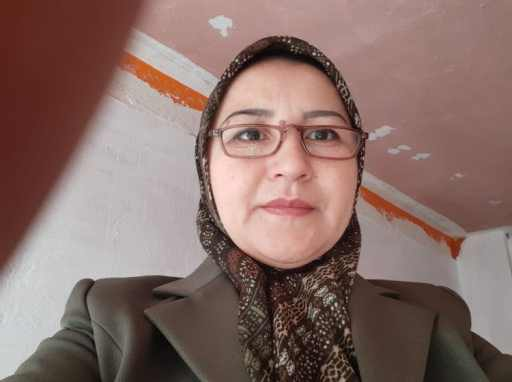 Gulaisha, now exiled in Turkey.