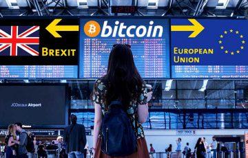 イギリスのEU離脱で「ビットコイン急騰」の可能性|主要法定通貨から大規模資金流入か
