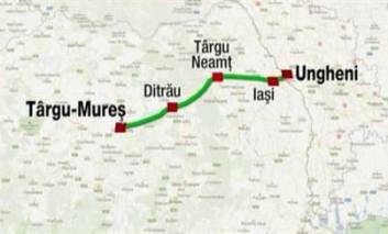 Decizie suspectă! Nu se mai face studiu de fezabilitate pentru autostrada Iaşi - Târgu Mureş