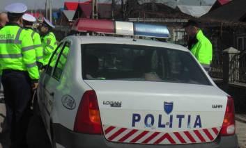 Accident pe strada Gradinitei. Soferul era beat
