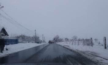 Drumul naţional Moţca-Paşcani-Targu-Frumos, este deschis traficului rutier - UPDATE
