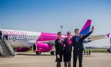 Interviuri Open Day la Iași pentru angajare de stewardese la Wizz Air!