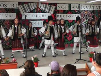 Festival Folcloric Tatarusi