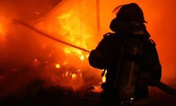 Incendiu la case din Topile și Dumbrăvița