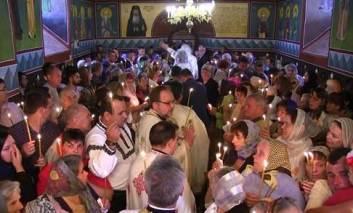 A fost resfinţită biserica din Cozmeşti - FOTO
