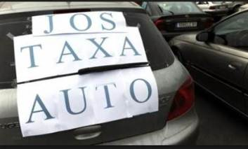 Veste proastă despre returnarea taxei auto