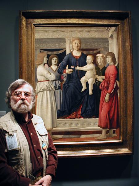 La Madonna dei Quattro Angeli - Clark Art Institute, Williamstown, MA USA