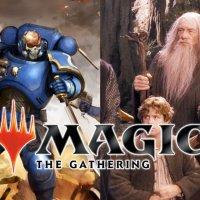 Magic: The Gathering combina contenido de El señor de los Anillos y Warhammer