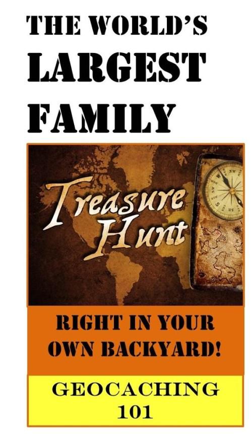 The World's Largest Treasure Hunt - Bitz & Giggles
