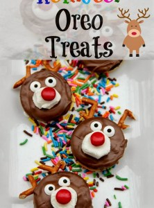 Reindeer Oreo Treats