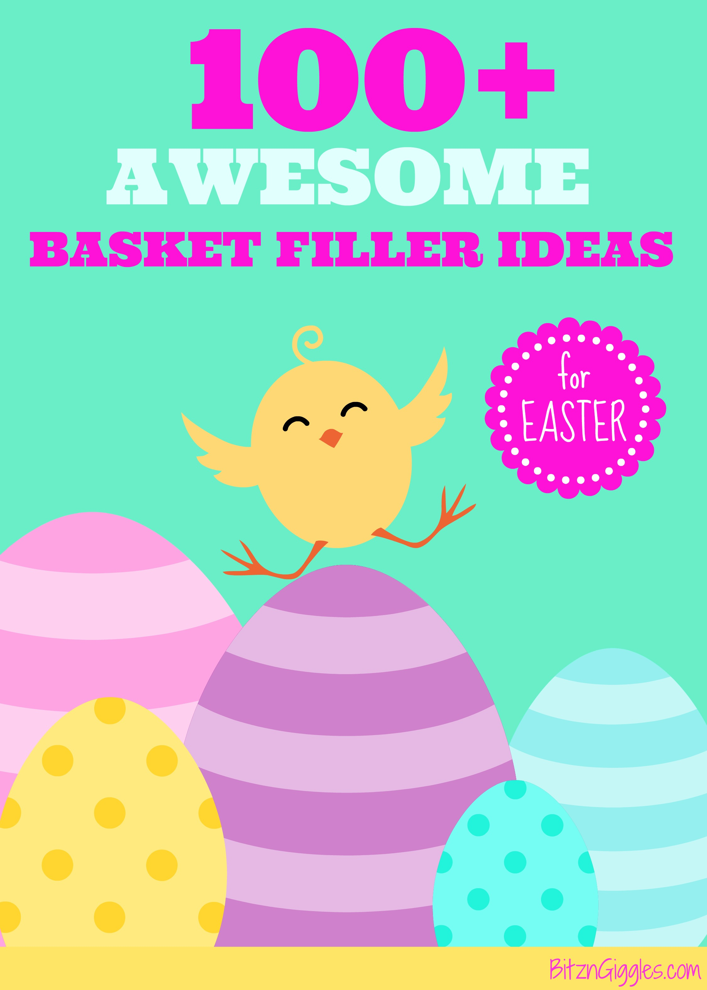100 awesome easter basket