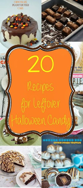 http://www.bitzngiggles.com/2013/10/20-recipes-for-leftover-halloween-candy.html