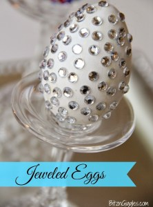 Jeweled Eggs