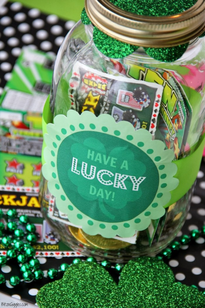 Have a Lucky Day Jar