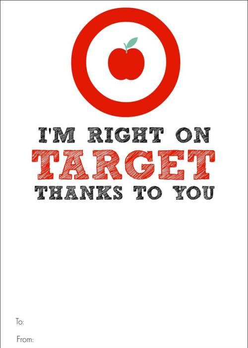 Target Gift Card Printable_Bitz & Giggles