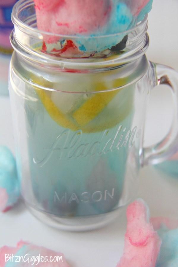 Cotton Candy Lemonade - Bitz & Giggles