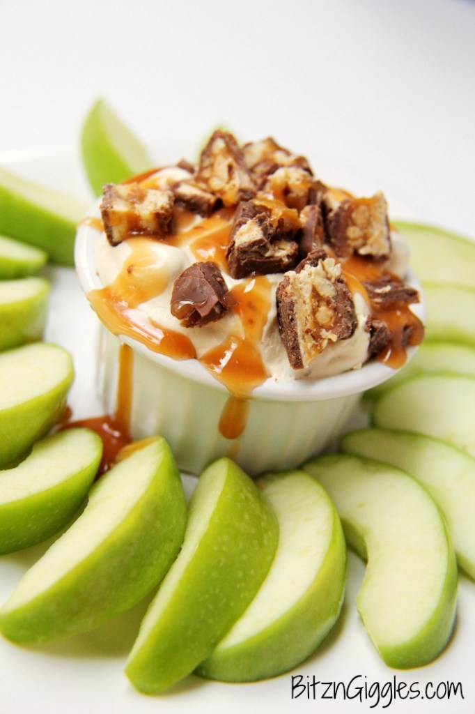 Snicker Caramel Apple Dip2