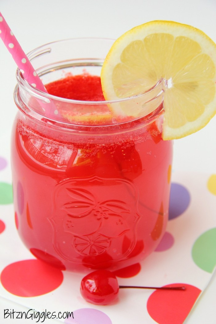 Love Potion Punch - A magic punch that fizzes when you add the secret ingredient! Great for parties and Valentine's Day!