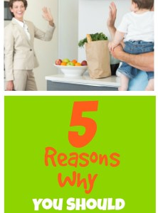 5 Reasons Why You Should Leave Your Kids