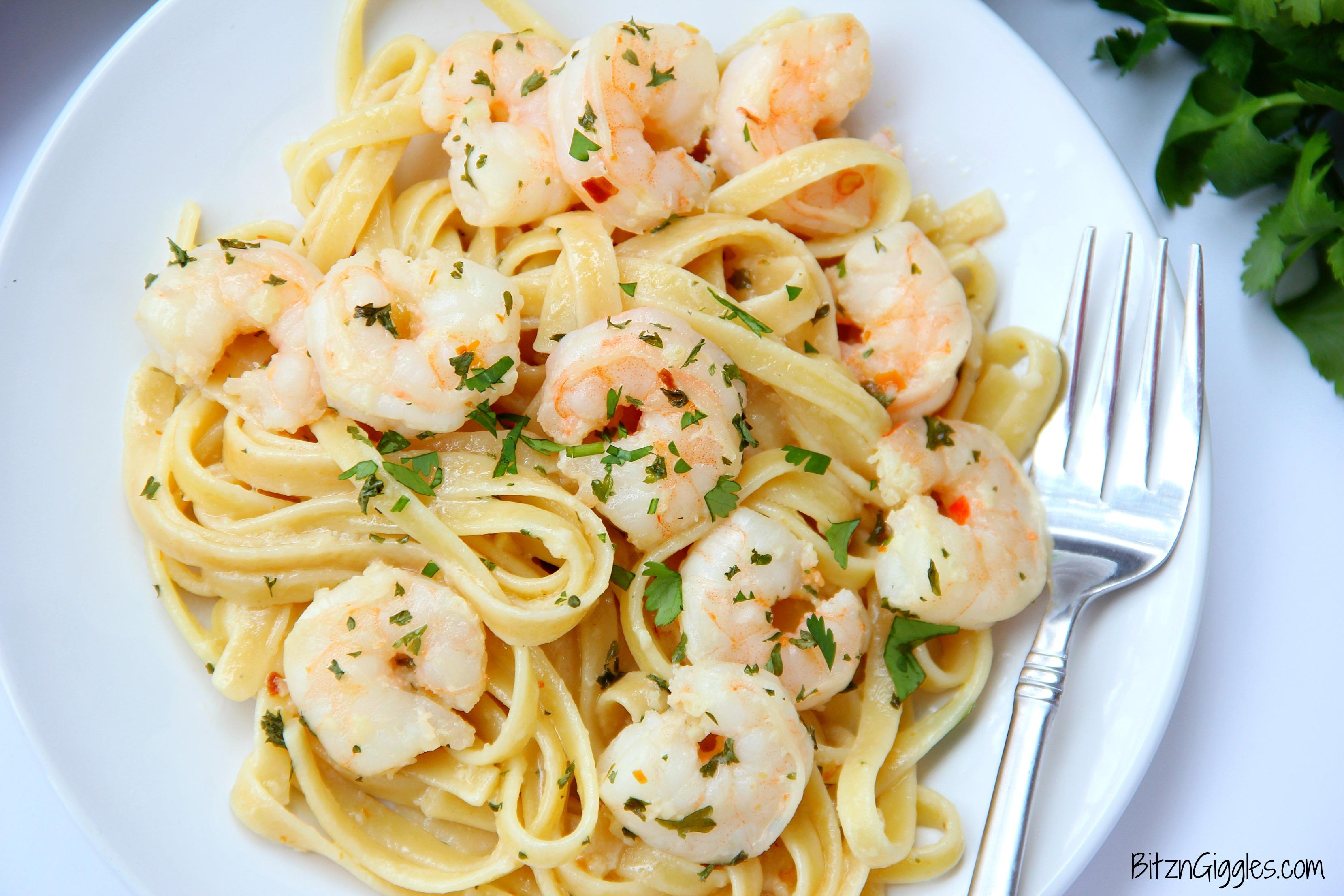 recipe: lemon pepper shrimp fettuccine [12]