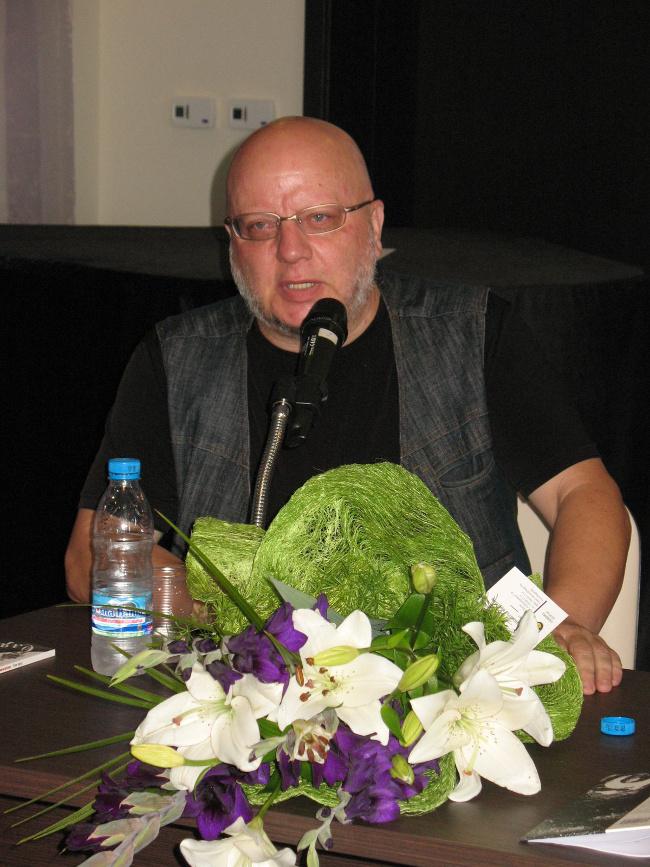 Румен Леонидов