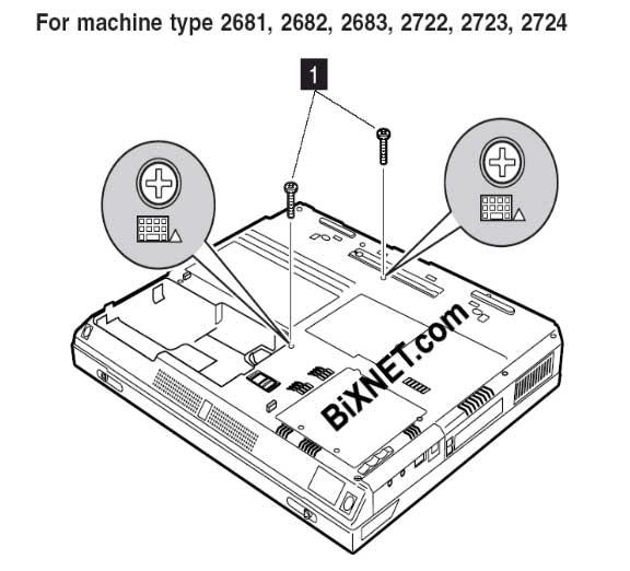 Optical Drive Installation Guide for IBM ThinkPad R40e