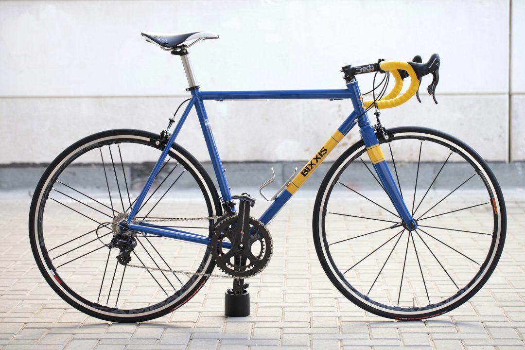 01 Bixxis Prima, bicicletta artigianale in acciaio realizzata a mano da Doriano De Rosa 011