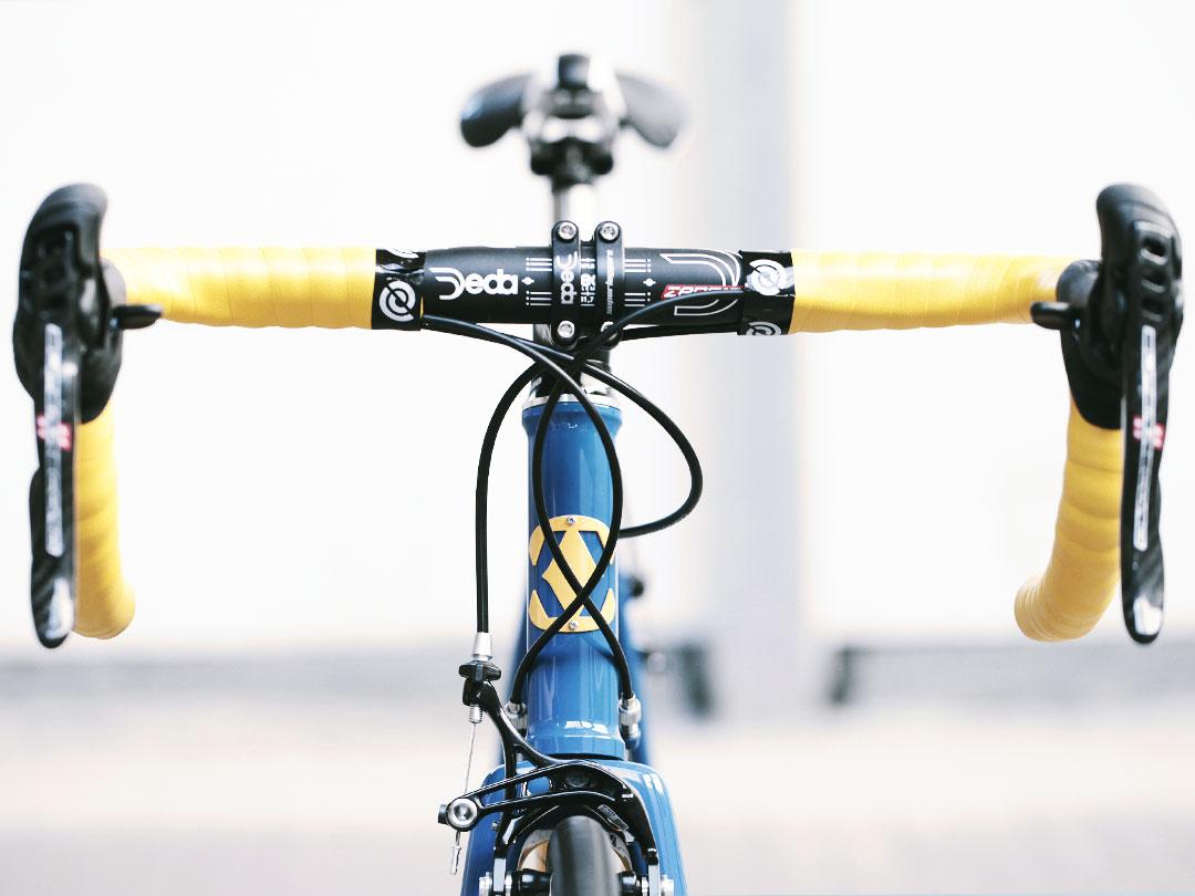Componenti manubrio bici Bixxis