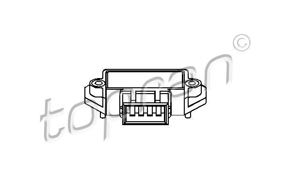 Opel Astra F 1.4 8 Valf Ateşleme Ünitesi TOPRAN