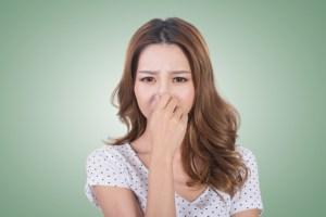 bad smell faceイメージ画像