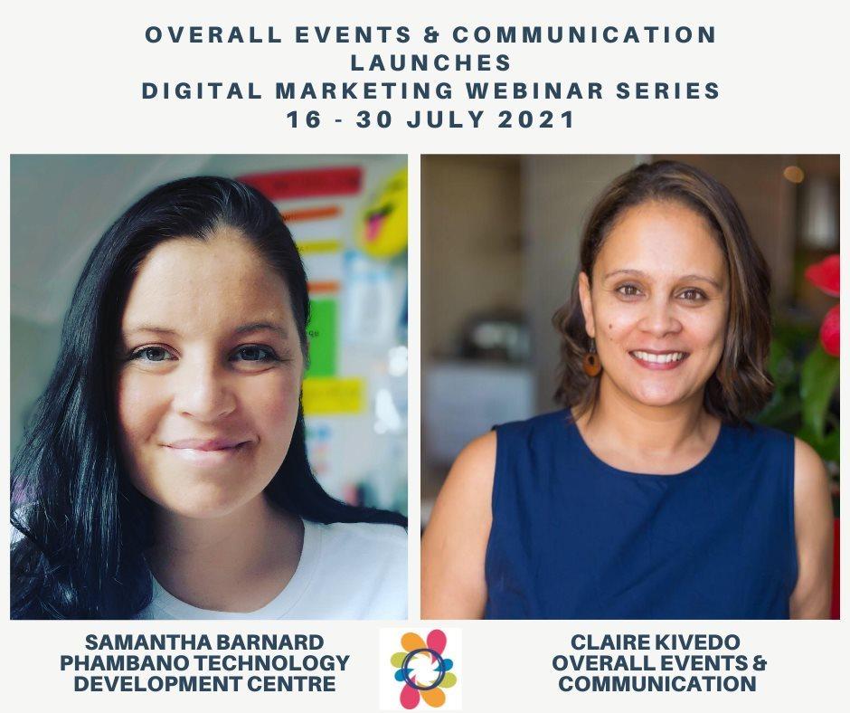 Digital marketing webinar series launched in Nelson Mandela Bay