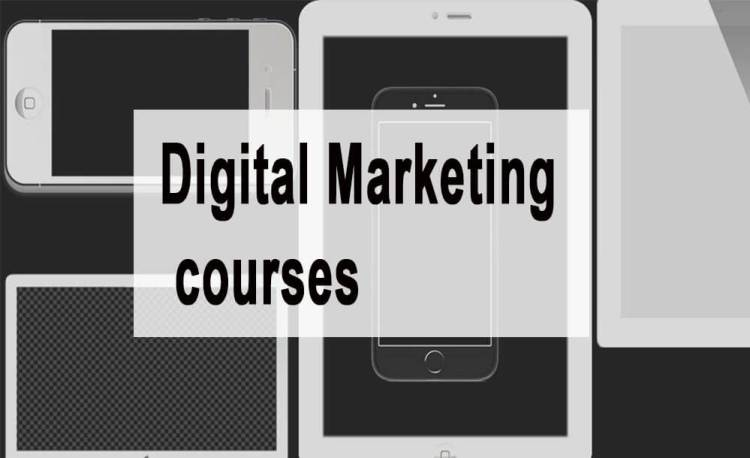 Top 7 Digital Marketing courses