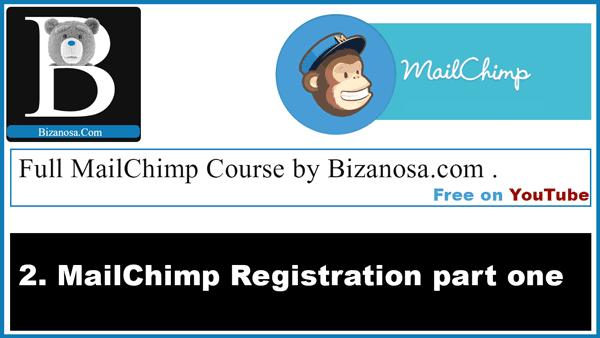 Free Mailchimp tutorials