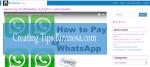 Creating a WordPress Blog - Creating tips.bizanosa.com