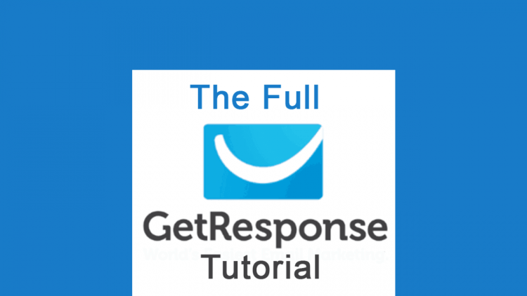 GetResponse Tutorial