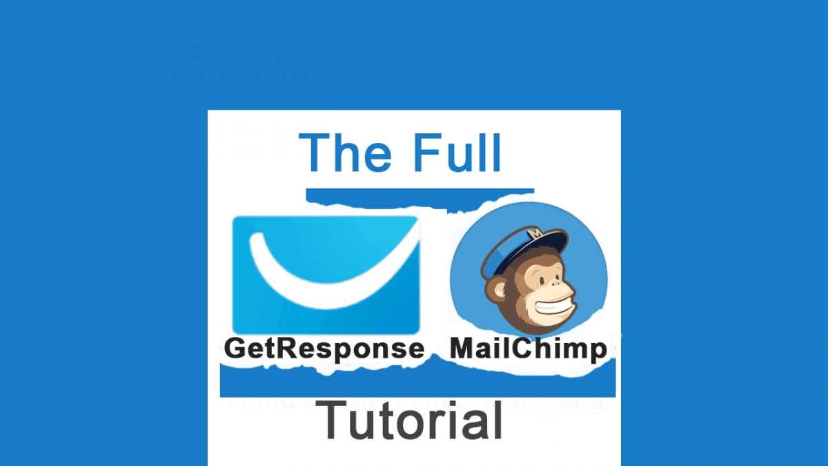 getresponse tutorial 2018 getresponse youtube video bizanosalearn both mailchimp and getresponse in this video [3 hours]